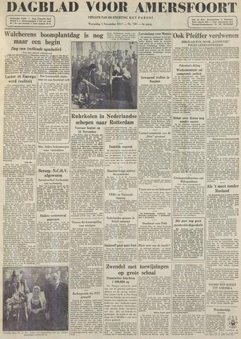 Dagblad voor Amersfoort 1947-11-05