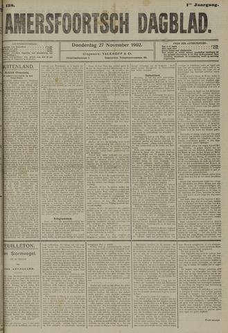 Amersfoortsch Dagblad 1902-11-27