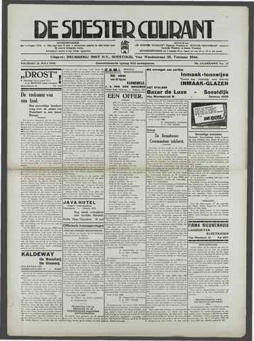 Soester Courant 1940-07-12