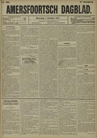 Amersfoortsch Dagblad 1910-10-03
