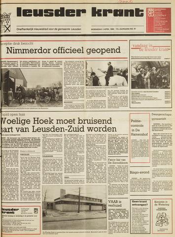 Leusder Krant 1986-04-02