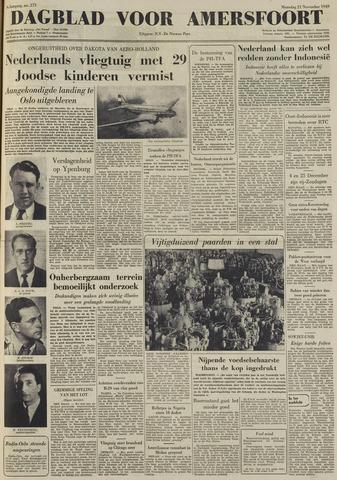 Dagblad voor Amersfoort 1949-11-21