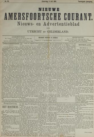 Nieuwe Amersfoortsche Courant 1891-07-04