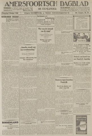 Amersfoortsch Dagblad / De Eemlander 1930-10-08