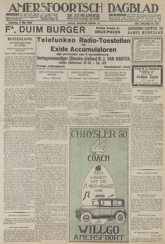 Amersfoortsch Dagblad / De Eemlander 1928-05-05