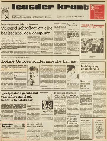 Leusder Krant 1986-06-05