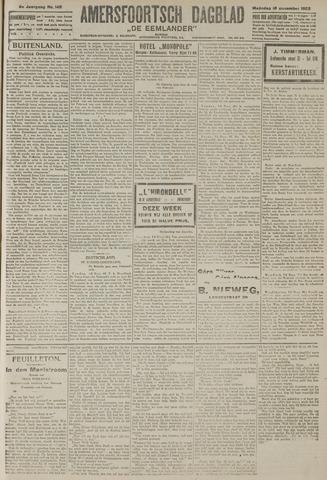 Amersfoortsch Dagblad / De Eemlander 1922-12-18