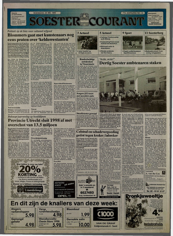 Soester Courant 1999-05-26
