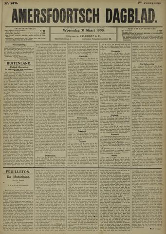 Amersfoortsch Dagblad 1909-03-31