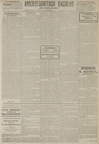 Amersfoortsch Dagblad / De Eemlander 1923-01-10