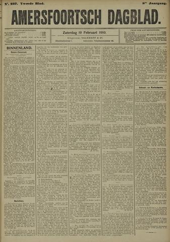 Amersfoortsch Dagblad 1910-02-19