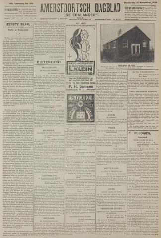 Amersfoortsch Dagblad / De Eemlander 1926-11-17