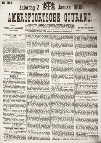 Amersfoortsche Courant 1909