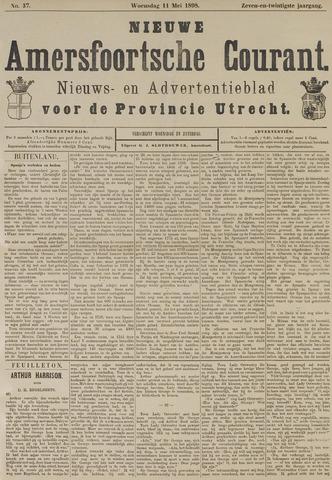Nieuwe Amersfoortsche Courant 1898-05-11