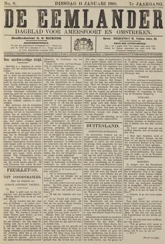 De Eemlander 1910-01-11