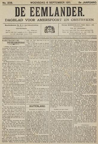 De Eemlander 1911-09-06