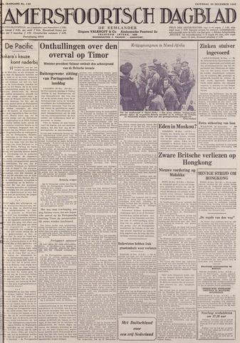 Amersfoortsch Dagblad / De Eemlander 1941-12-20