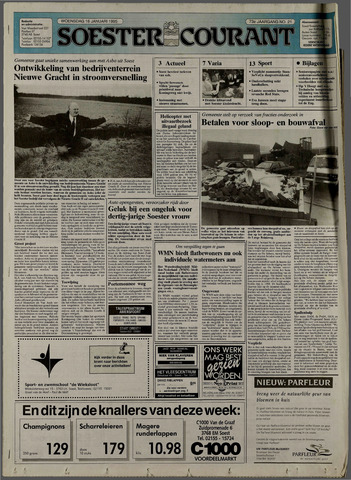Soester Courant 1995-01-18