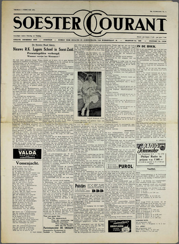 Soester Courant 1952-02-01