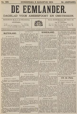 De Eemlander 1912-08-08