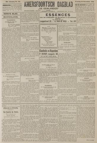 Amersfoortsch Dagblad / De Eemlander 1926-11-23