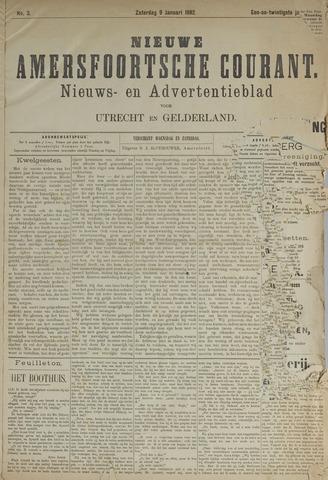 Nieuwe Amersfoortsche Courant 1892-01-09