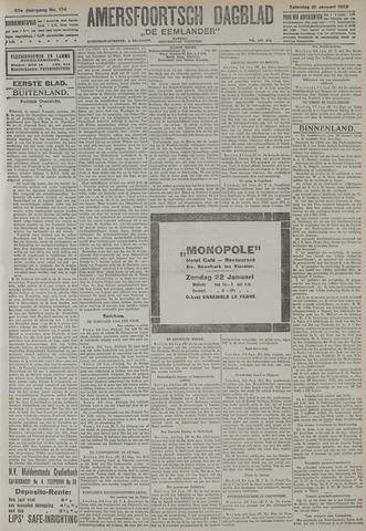 Amersfoortsch Dagblad / De Eemlander 1922-01-21