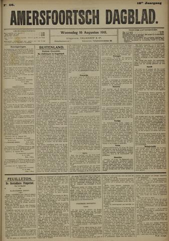 Amersfoortsch Dagblad 1911-08-16