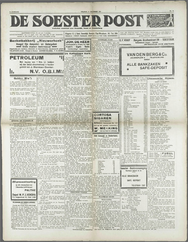 Soester Courant 1931-12-11