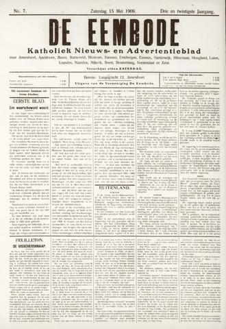 De Eembode 1909-05-15