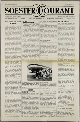 Soester Courant 1952-11-04