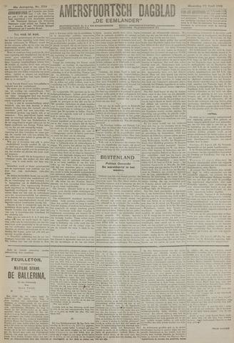 Amersfoortsch Dagblad / De Eemlander 1918-04-22