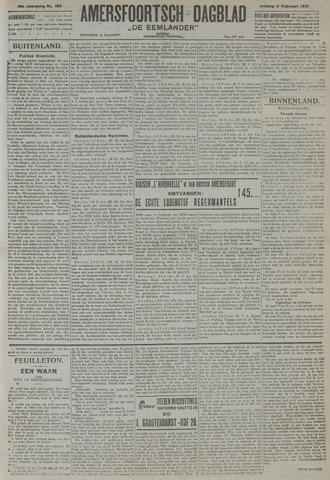 Amersfoortsch Dagblad / De Eemlander 1921-02-11