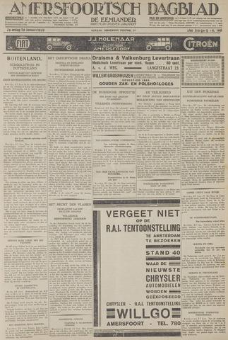 Amersfoortsch Dagblad / De Eemlander 1928-01-28