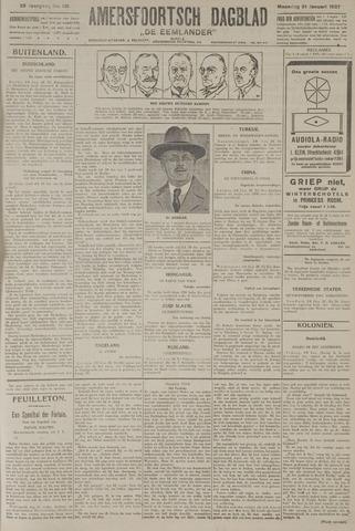 Amersfoortsch Dagblad / De Eemlander 1927-01-31