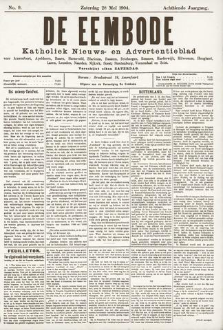 De Eembode 1904-05-28