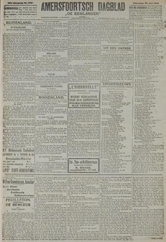 Amersfoortsch Dagblad / De Eemlander 1922-06-28