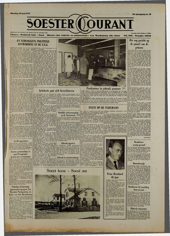 Soester Courant 1971-06-29