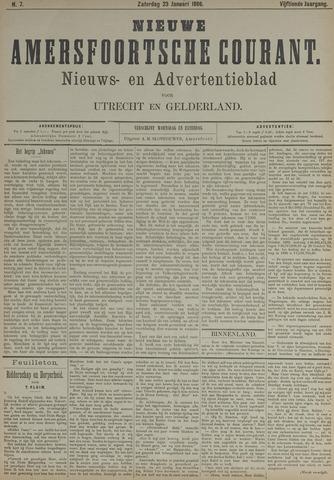 Nieuwe Amersfoortsche Courant 1886-01-23
