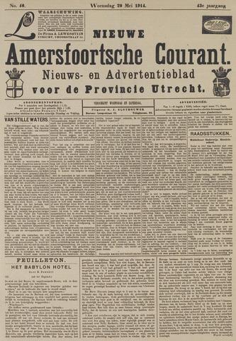 Nieuwe Amersfoortsche Courant 1914-05-20