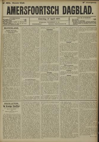 Amersfoortsch Dagblad 1907-04-27