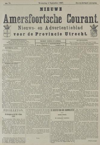 Nieuwe Amersfoortsche Courant 1907-09-04