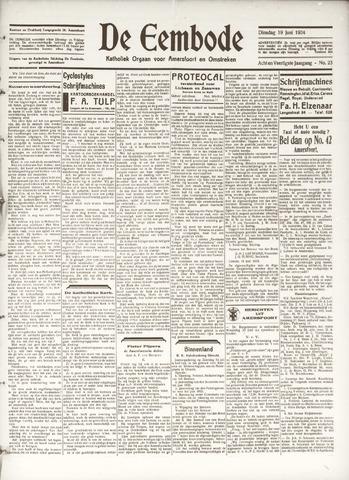 De Eembode 1934-06-19