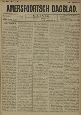 Amersfoortsch Dagblad 1912-04-06