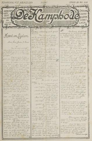 De Kampbode 1918-05-26