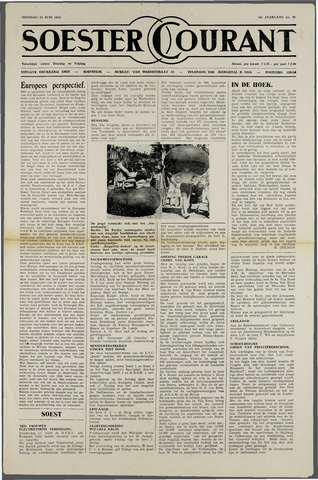 Soester Courant 1952-06-24