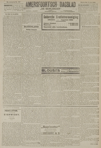 Amersfoortsch Dagblad / De Eemlander 1920-06-03