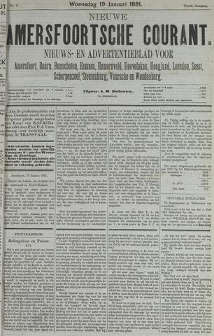Nieuwe Amersfoortsche Courant 1881-01-19