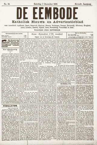 De Eembode 1893-12-02