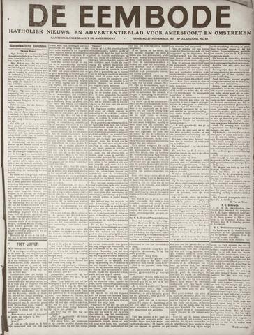 De Eembode 1917-11-27